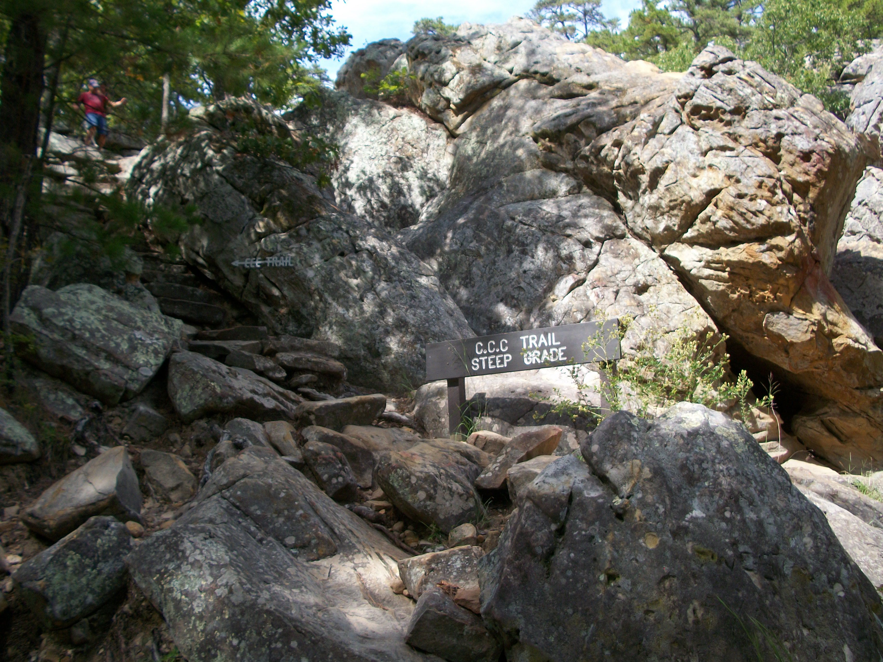 Robbers Cave State Park Hotels