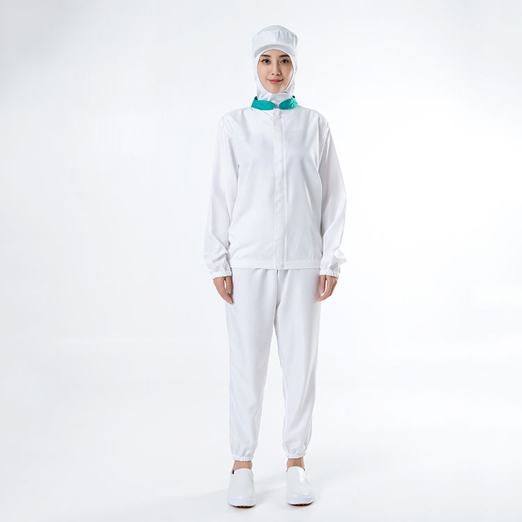 China wholesale snack food clothing manufacturers esd work uniforms