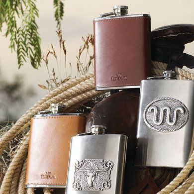 King Ranch Flask | King Ranch