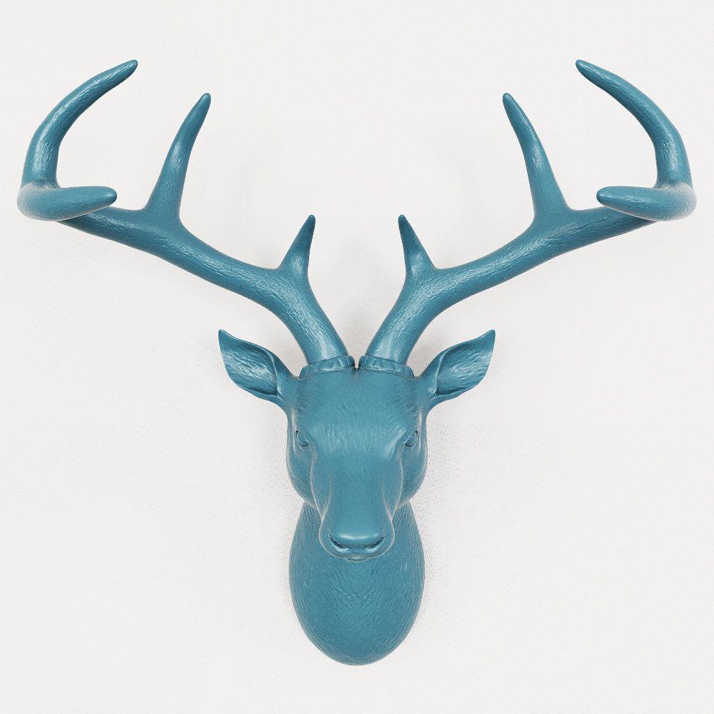 Kare Design Deko Kopf Deer Design Kare
