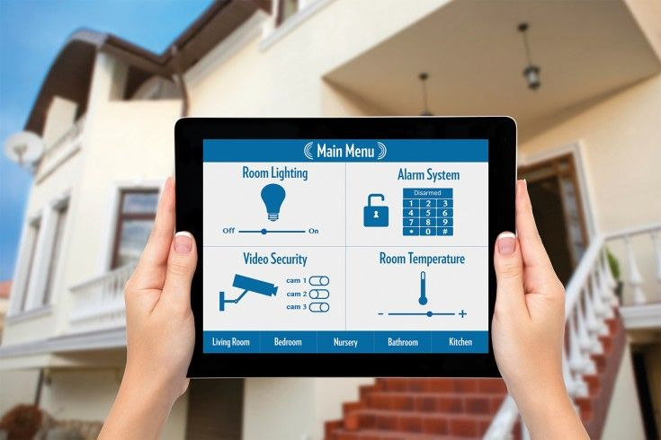 4 home security features to keep your family safe with