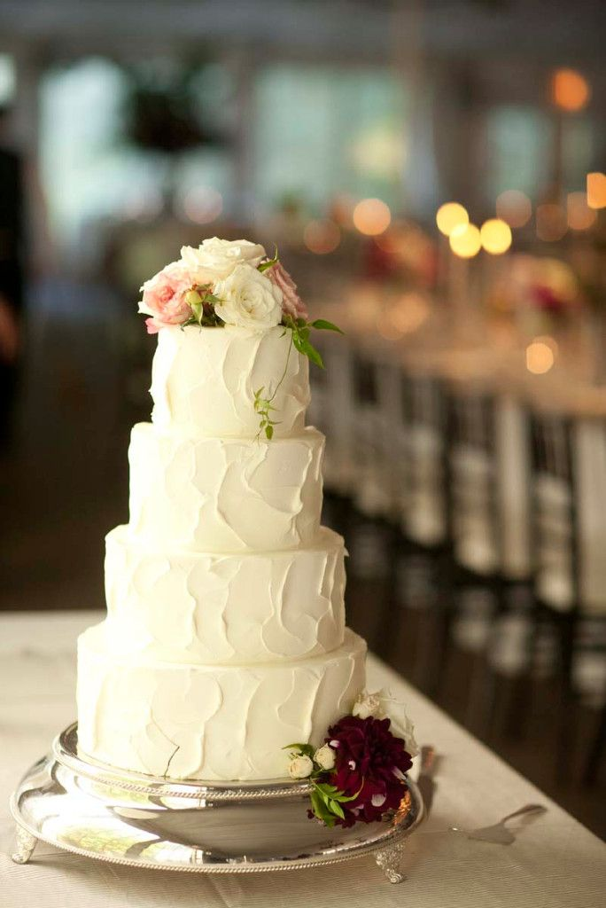 Classic Cake, Galleria Marchetti | Bliss Weddings & Events