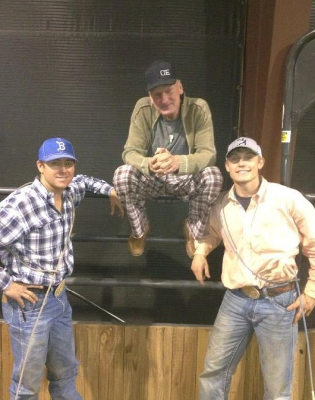 Trevor Brazile Roy Cooper And Of Course Mr Tuf Cooper A