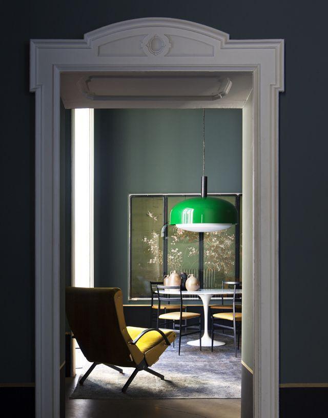 Décoration intérieur peinture  marier les couleurs Pinterest