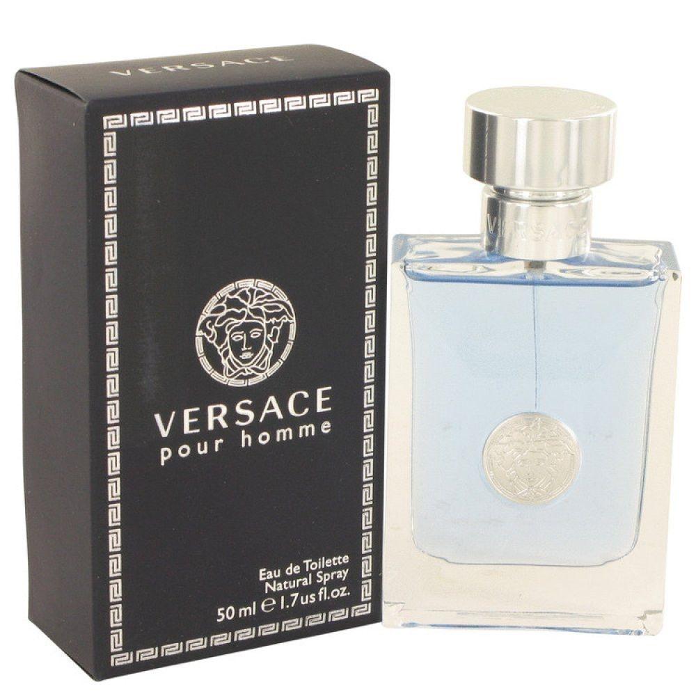 Versace Pour Homme By Versace Eau De Toilette Spray 1.7 Oz ... 3325f5362f9
