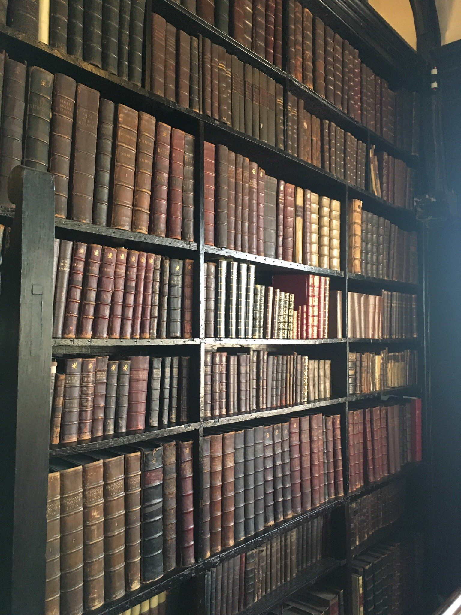 The Oldest Public Library In English Speaking World