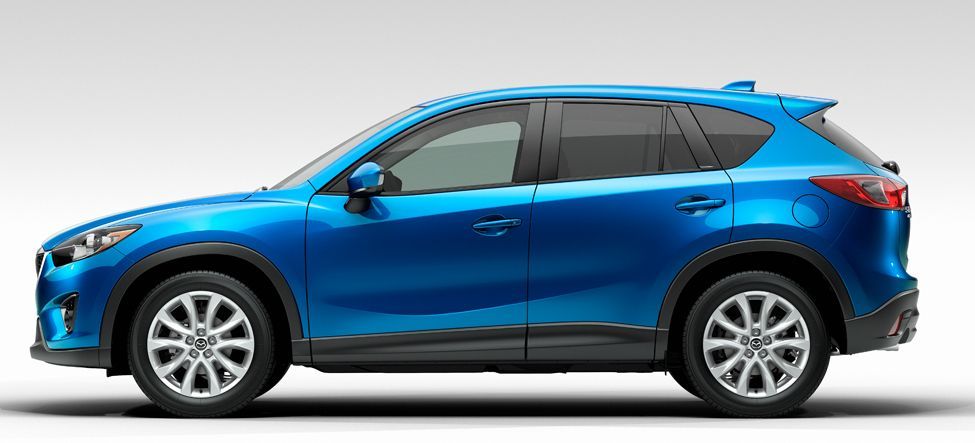 Hello New Car :) Mazda CX 5. Coming Out In February With Some Great Gas  Mileage! Grey Mica Color!