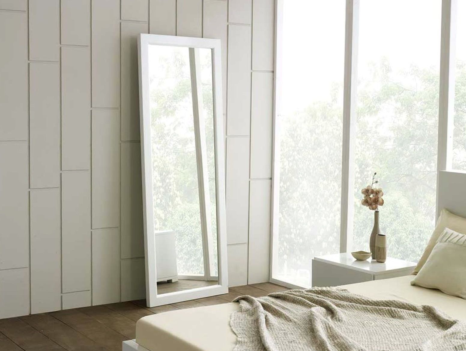Pleasing Full Length Mirrors Wall Mounted Theplanmagazinecom