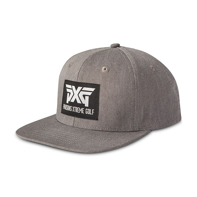 The PXG Patch Snapback hat is the perfect topper to any golf wardrobe. The  flat bill e1b8ac2c3dd