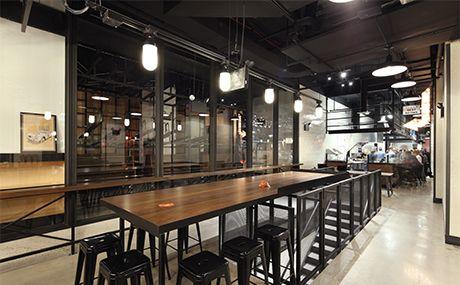 Gotham West Market Floor Plan gotham west market, new york city - google search | dqsr