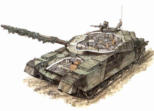 FV4201 Chieftain Mk.5