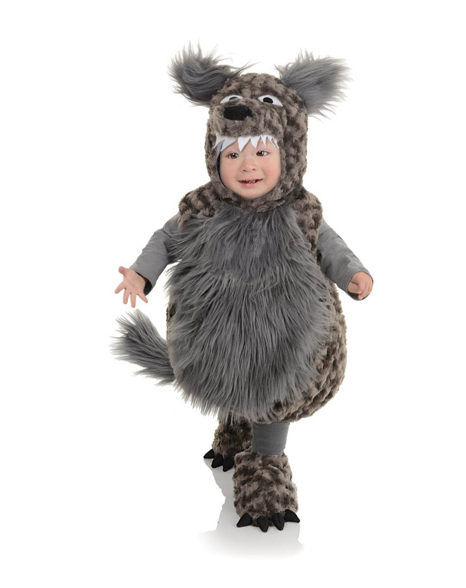 wolf belly babies toddler costume spirit halloween - Wolf Halloween Costume Kids