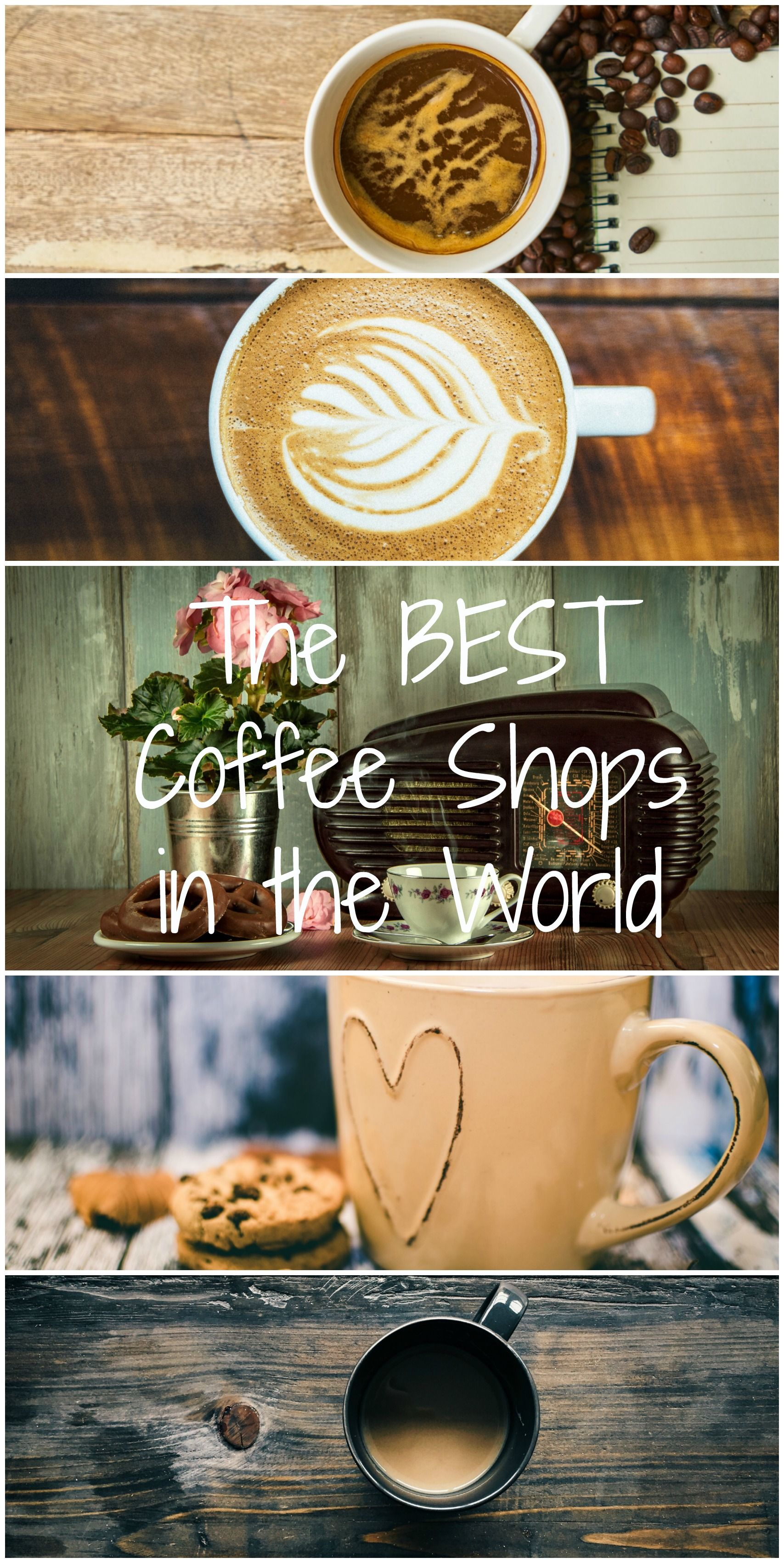 Travel Bloggers Reveal the 20 Best Cafes Around The World