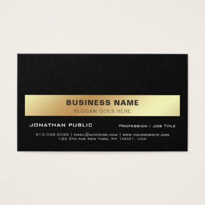Black white professional modern plain elegant business card black white professional modern plain elegant business card architect gifts architects business diy unique create your own reheart