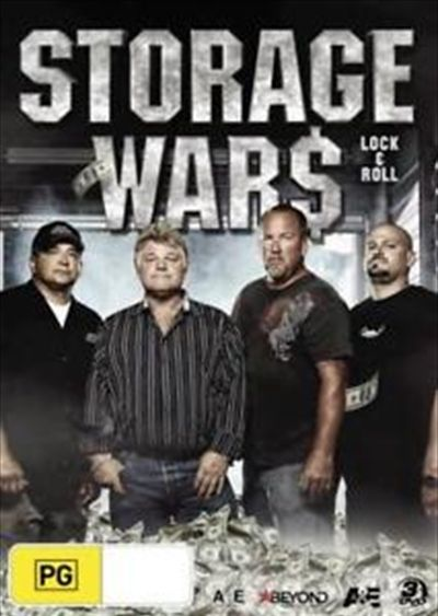 Storage Wars - Lock and Roll Reality/Lifestyle DVD | Sanity  sc 1 st  Pinterest & Storage Wars - Lock and Roll Reality/Lifestyle DVD | Sanity | TV ...