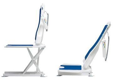 Drive Medical Bellavita Auto Bath Tub Chair Seat Lift Youtube