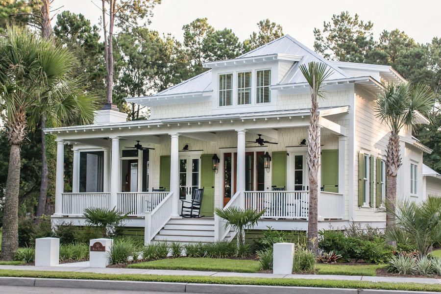 Timeless Southern House Plans That Will Be Love At First Sight Cottage House Exterior Beach Cottage House Plans Coastal House Plans
