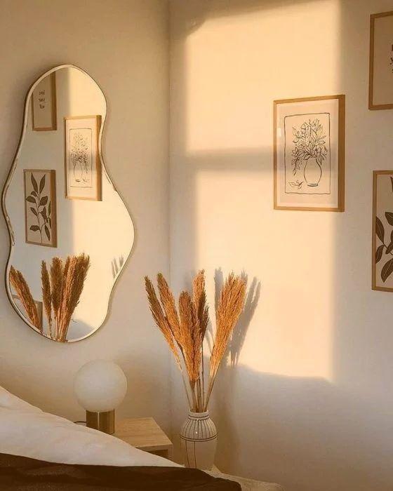 Photo of 15 Ideas para decorar el espejo de tu habitación estilo Pinterest