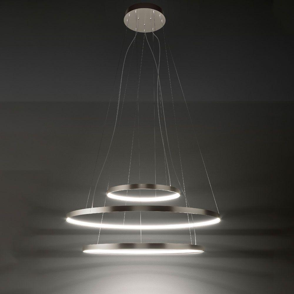 Exklusive Ringleuchten Von Panzeri Bei Skapetze Led Lampen Moderne Beleuchtung