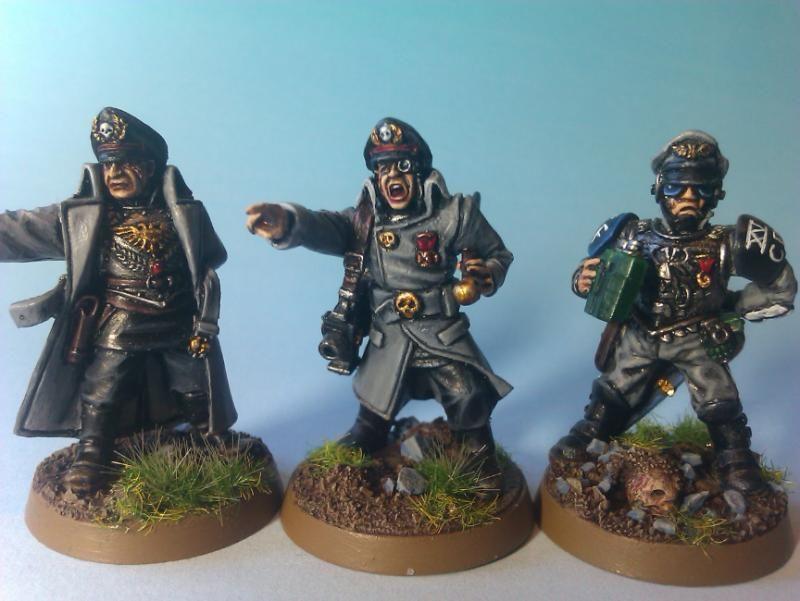 Captain, Commissar, Imperial Guard, Pdf | Miniatures | Pinterest ...