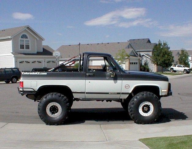 1975 K5 Blazer White 35s Google Search Chevy Trucks Chevy Blazer K5 Gm Trucks