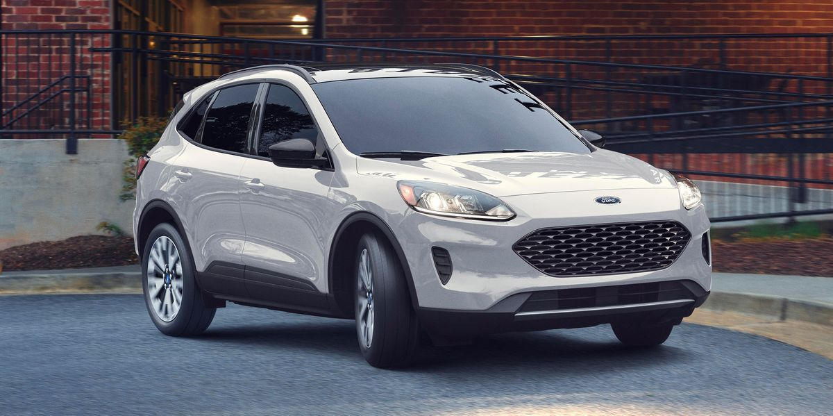In Depth Photos Of The 2020 Ford Escape 1 5t And 2 0t Ford Escape Ford Gasoline Engine