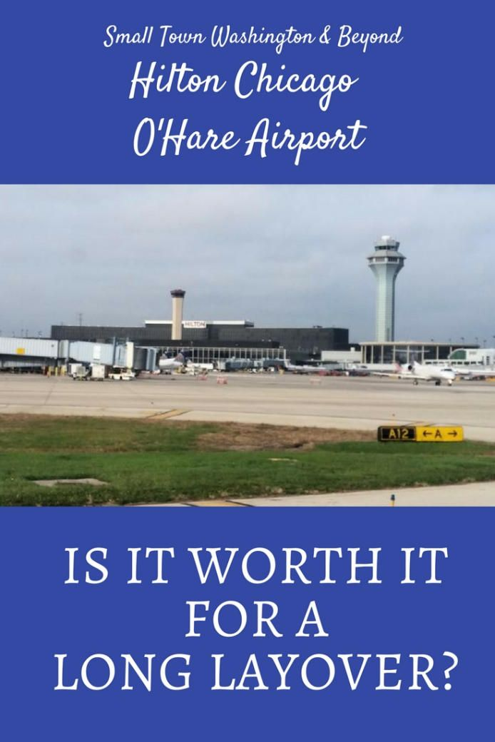 If You Have A Long Layover Overnight At O Hare Airport The Quiet