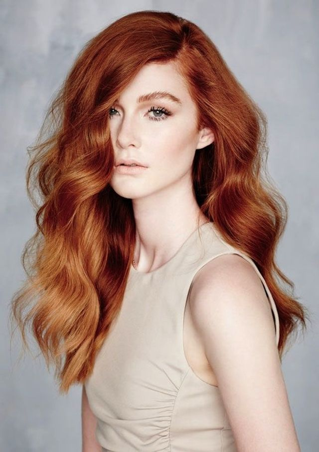 a532d87bee4d Hair Inspiration  9 Stunning Redheads (Le Fashion)