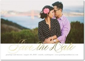 Save The Date Cards Photo Dates