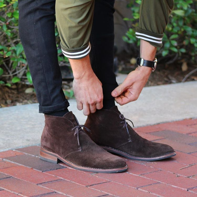 Thursday Everyday Thursdayboots Scout Chukka Leather