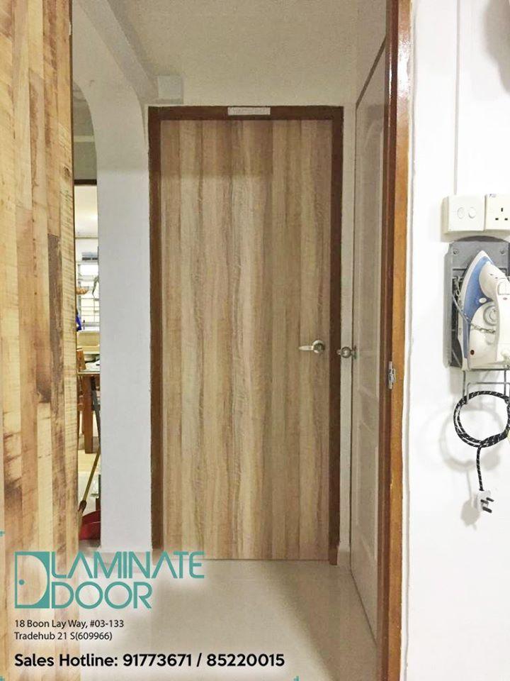 Image Of 2 Bedroom Felix Hdb: HDB Full Solid Bedroom Door Supplier In Singapore