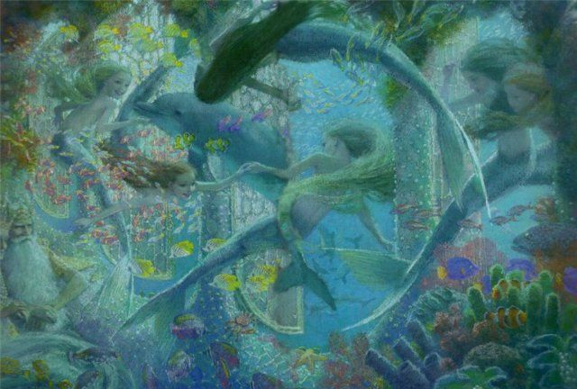 Christian Birmingham - The Little Mermaid