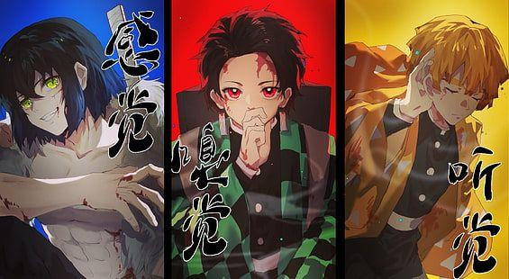 anime Kimetsu no Yaiba Kamado Tanjirō Tanjiro Kamado