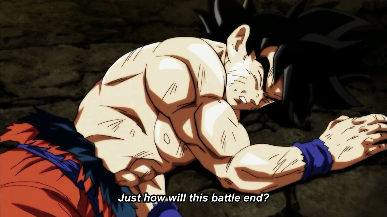 My Lil Goku San I Believe In You With Images Goku Goku