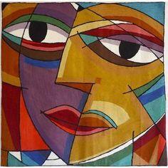 Famous Abstract Art Faces Buscar Con Google Art History