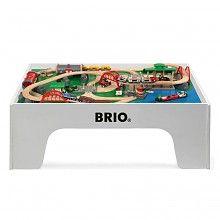 Brio Kinder Spieltisch Eisenbahn Kinderspielecke Spieltisch