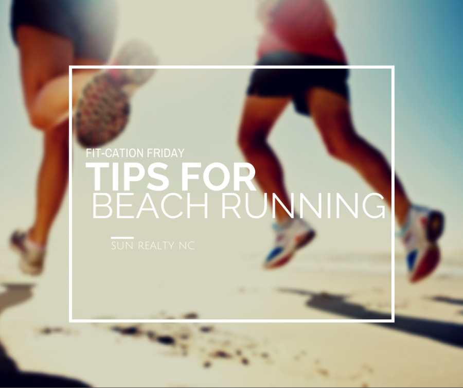 Tips for Running on the Beach | OBX Runcation | Active Vacation Ideas | Outer Banks Vacation Rentals