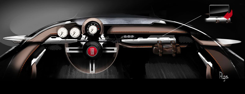 FIAT 124 SPIDER, GENESI DI UNA RI-SCOPERTA - Auto&Design