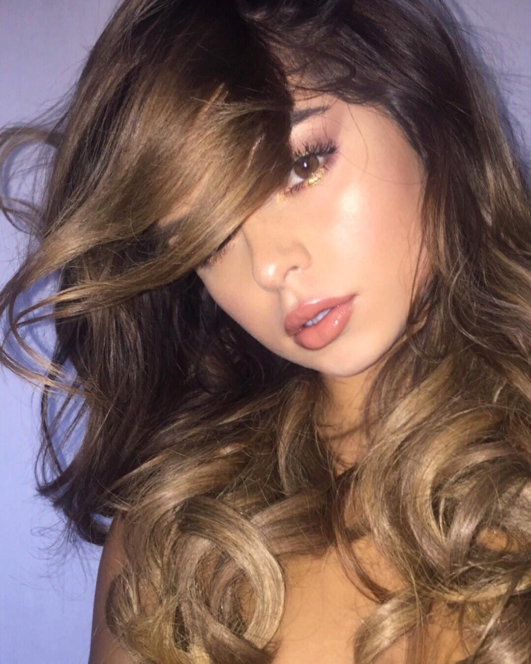 ℒℴvℯly Demi rose, Demi rose mawby, Hair styles