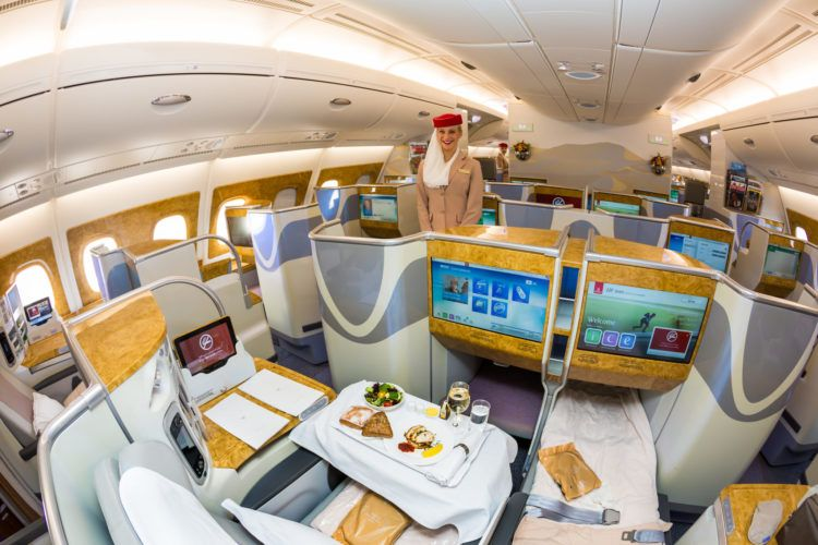 What It's Like to Fly Emirates Business Class Emirates