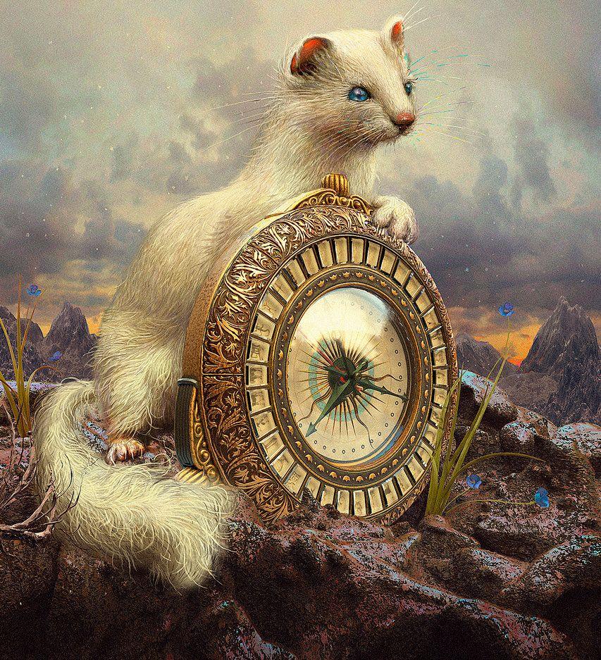 Andrew Ferez / Андрей Ферез   Surrealist / Fantasy painter #hisdarkmaterials