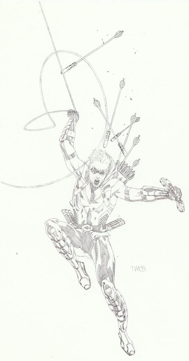 Black Canary 2017 Injustice 2 - Pencil by mrdauchberg on ... |Injustice Black Canary Drawing