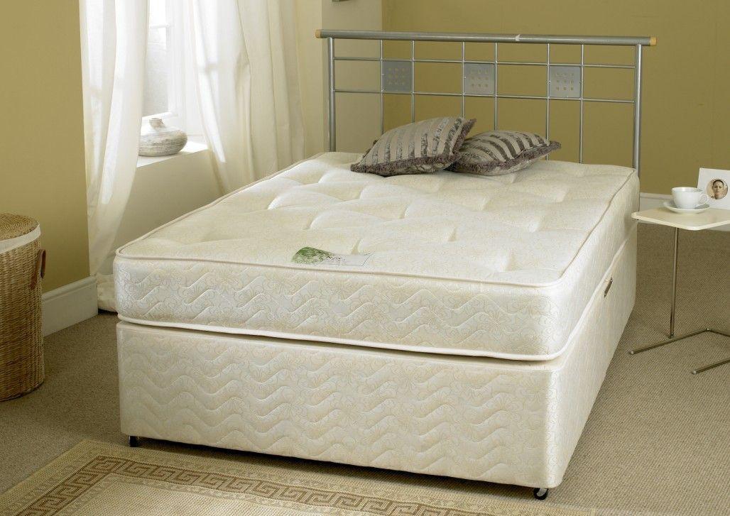 Admirable Apollo Beds Nike Ortho Comfort 5Ft Kingsize Divan Bed Inzonedesignstudio Interior Chair Design Inzonedesignstudiocom
