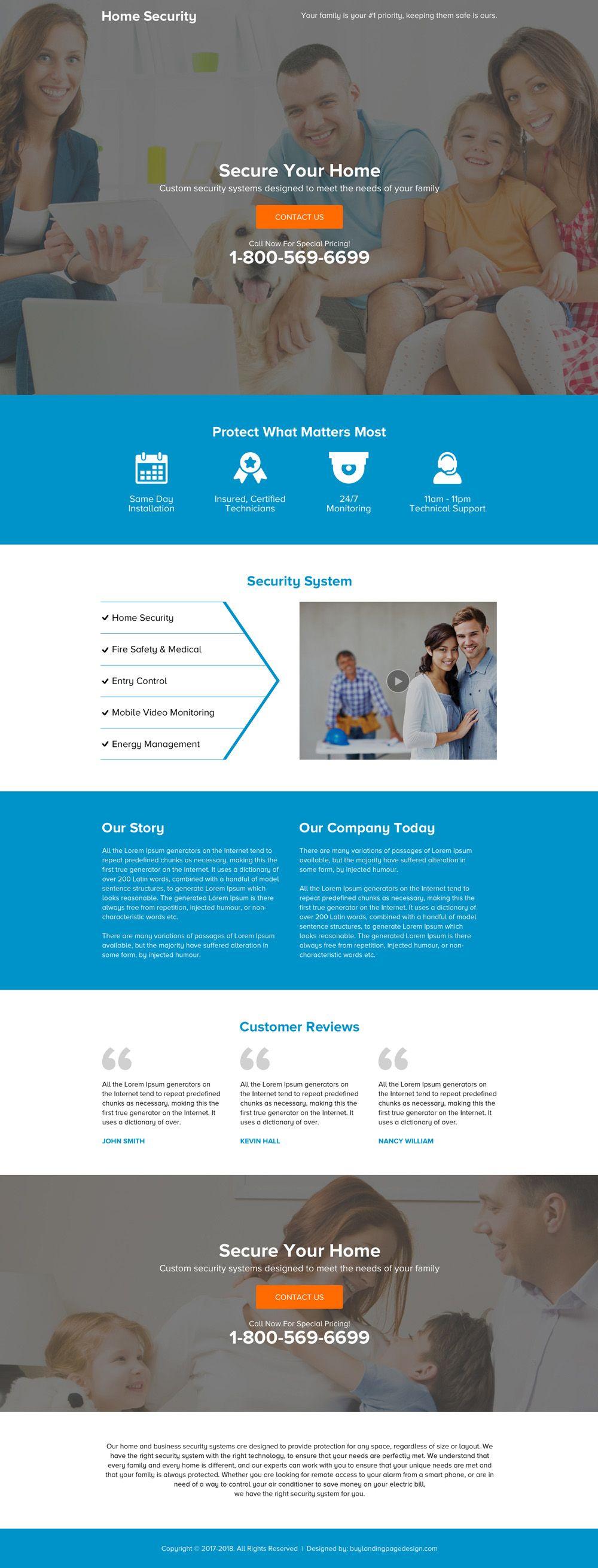 15 Best Security Company Wordpress Themes Buildify Security System Design Custom Website Design Wordpress Website Design