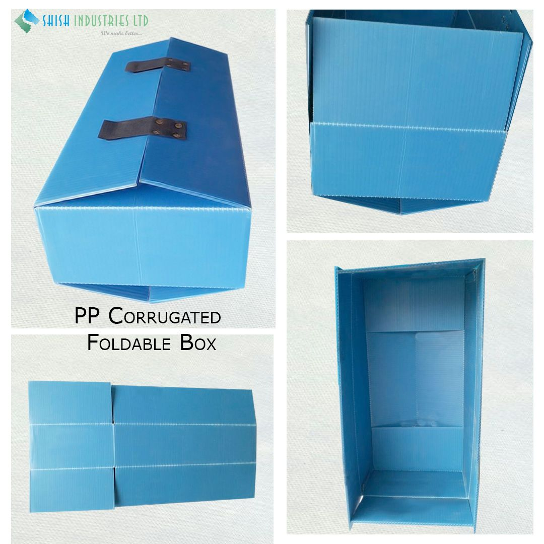 Plastic Corrugated Foldable Box Corrugated Sheets Reflective Insulation Cool Things To Make