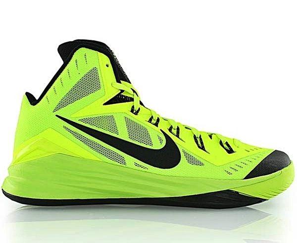 new style f9f49 989bc Nike Hyperdunk 2014 GS  Voltblack  (700 volt negro) ~ manelsanchez.com