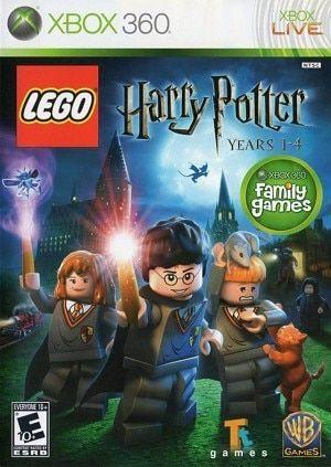 Lego Harry Potter 1 4 Xbox 360 Game Lego Harry Potter Harry Potter Games Harry Potter Years