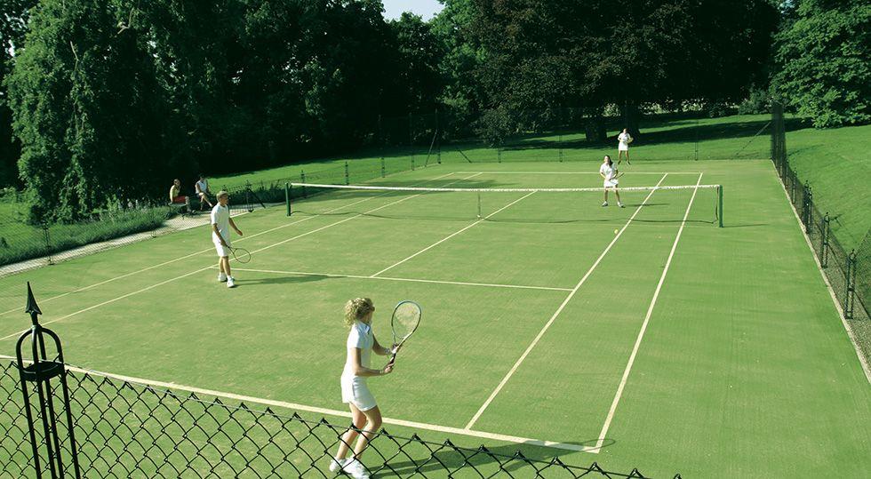 En Tout Cas Tennis Court Builders Since 1909 And The Best Known