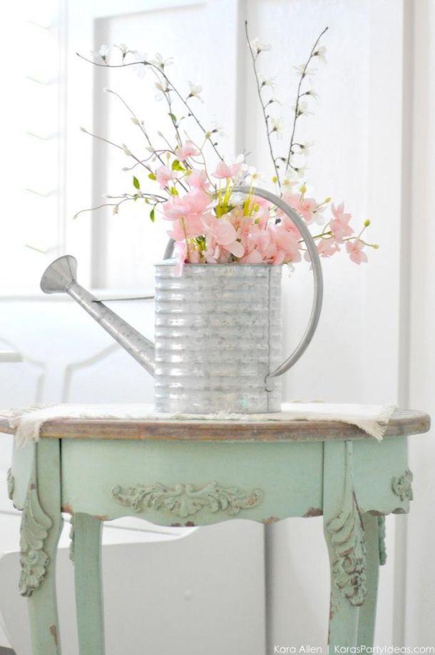 Spring Decorations Centerpieces Decorating Ideas Pinterest