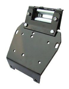 Yamaha 2000-2002 Kodiak 400 Ultramatic ATV Winch Mount Kit by Fuse Powersports. $59.95. Each heavy duty winch mount plate is designed to withstand the rigors of pulling your machine out of the deepest holes. We personally torture test our machines to ensure your mount is the last thing you will have to worry about. Every mount is manufactured out of heavy gauge steel and powdercoated black for a long lasting finish. All hardware and complete instructions are in...